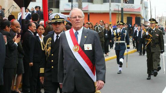 Pedro Pablo Kuczynski est suspecté de corruption en raison de ses liens avec Odebrecht.