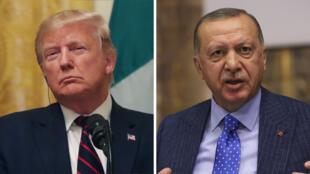 Donald Trump le envió una carta a su homólogo turco Recep Tayyip Erdogan el pasado 9 de octubre. Un día antes de la reunión de alto nivel del líder turco con la delegación estadounidense se conoció el contenido de la misiva.