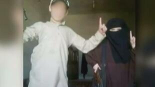 صورة مأخوذة من الفيديو