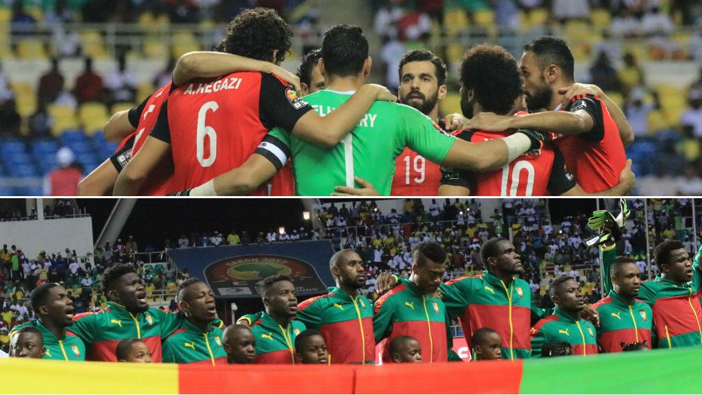 Qui de l'Égypte ou du Cameroun sera sacré roi d'Afrique ?