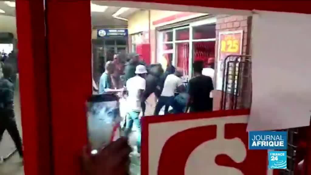 2020-04-16 21:46 Covid-19 : la vente d'alcool interdite en Afrique du Sud, des scènes de pillage au Cap