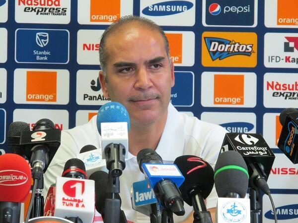 سامي طرابلسي مدرب المنتخب التونسي