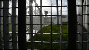 Le centre pénitentiaire d'Alençon, le 12 mars 2018.