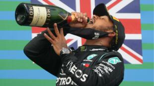 Lewis Hamilton Eifel F1