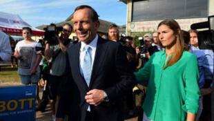 Tony Abbott, prochain Premier ministre australien.