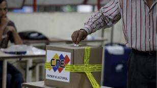 EL 47,32% de los venezolanos llamados a las urnas votaron en las elecciones municipales.