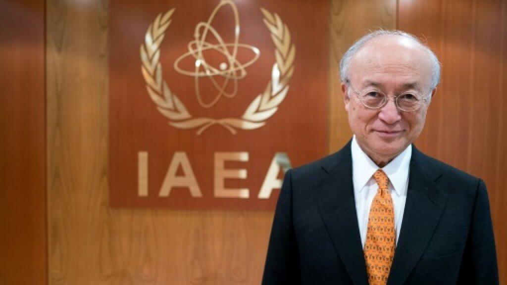 وفاة المدير العام للوكالة الدولية للطاقة الذرية يوكيا أمانو