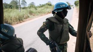 CAR UN peacekeepers Bangui