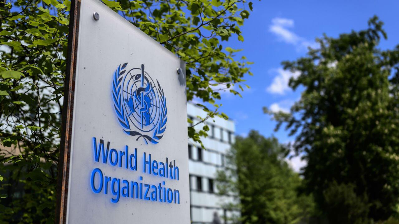 L'Organisation mondiale de la Santé (OMS) à Genève.