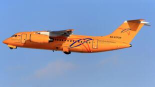 La tripulación del AN-148, similar al de la foto, habría recibido una lectura equivocada de la velocidad del avión en los instrumentos de vuelo.