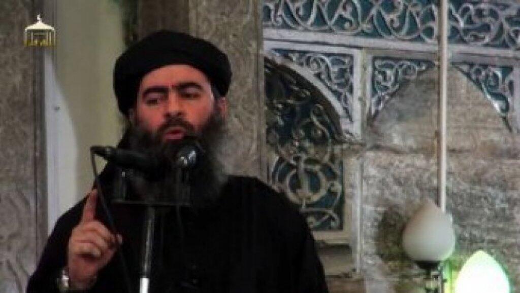 أبو بكر البغدادي 2014