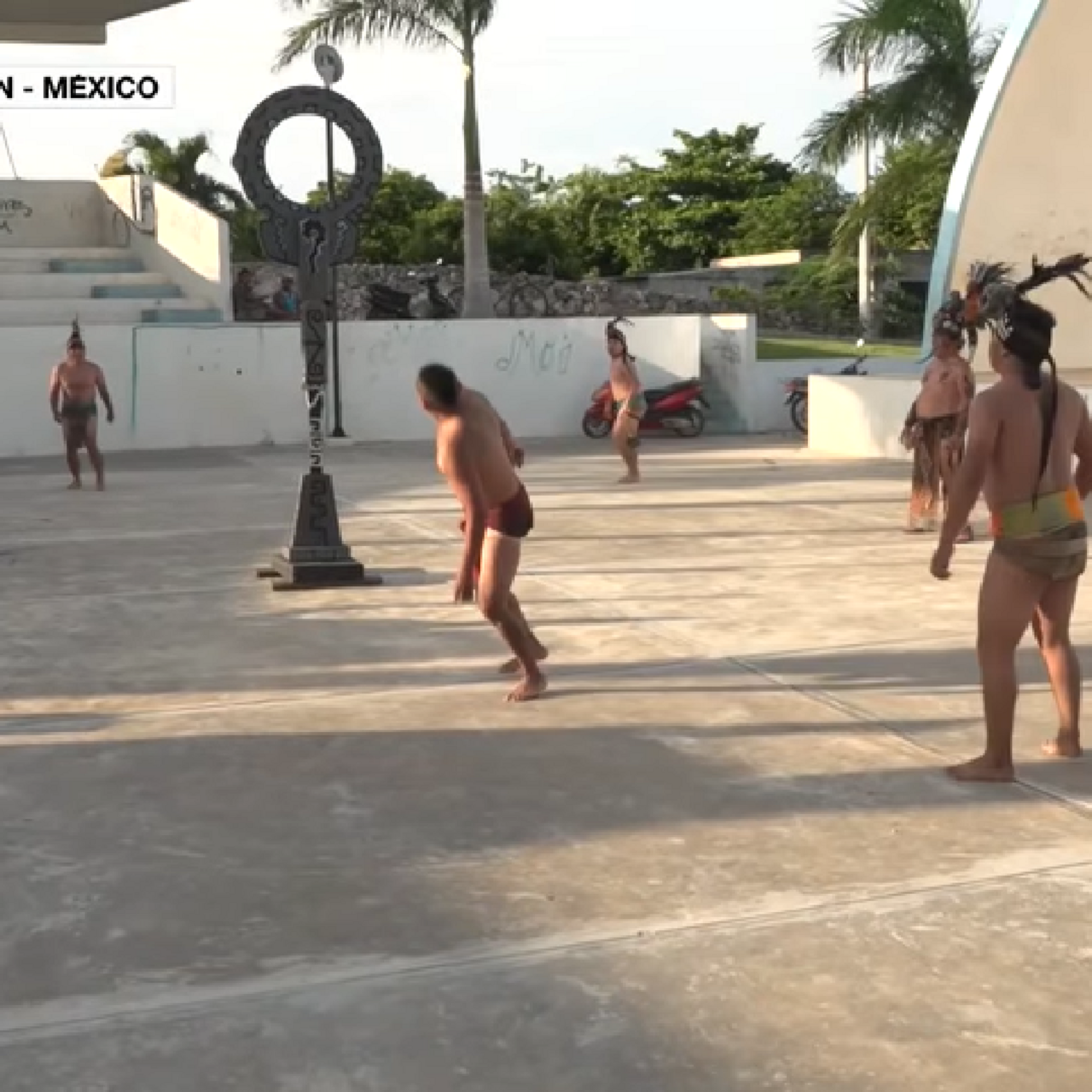 Pok Ta Pok El Juego De Pelota Que Revive La Tradición Maya 4 5