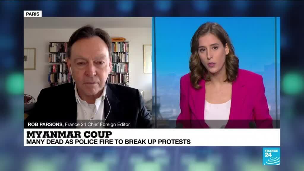 2021-03-03 14:31 Myanmar coup: UN ambassador says he is the legitimate representative