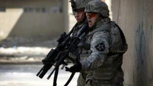قوات الجيش الأمريكي