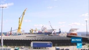En Foco - Sassnitz Alemania proyecto Nord Stream 2