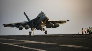 La tension entre Washington et Moscou est monté d'un cran à la suite de raids de la coalition contre l'armée syrienne
