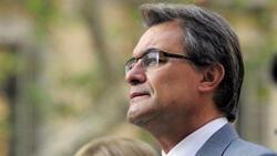 Le président de la région de Catalogne, Artur Mas. (Crédit photo : AFP)