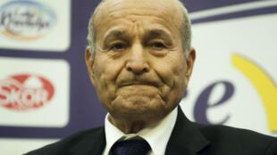 Le PDG algérien de Cevital Issad Rebrab, le 8 mai 2016.