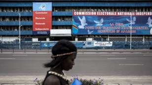 La candidature de Frédéric Batumike a été retenue dans la circonscription de Kabare, dans la province du Sud-Kivu.