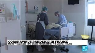 2020-10-22 10:09 'Worse than first wave': France set for new coronavirus measures