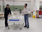 L'Europe a livré du matériel médical à I'Iran pour lutter contre le coronavirus