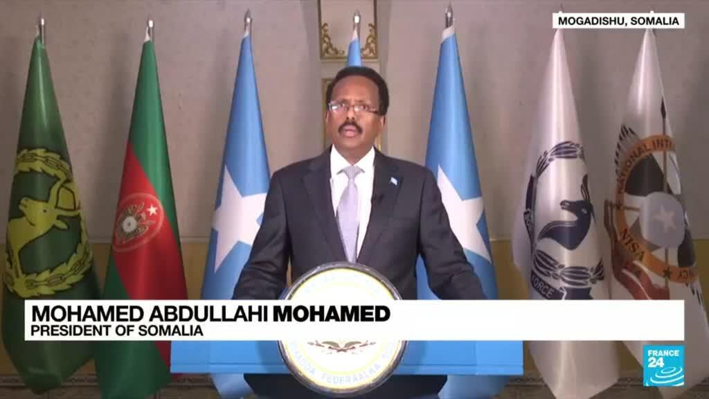 2021-10-13 09:38 Kenya 'rejects in totality and does not recognise' Somalia border ruling