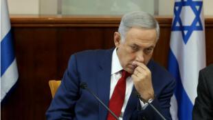 بنيامين نتانياهو