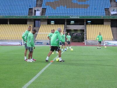 حيد خاليلوزيتش مدرب المنتخب الجزائري