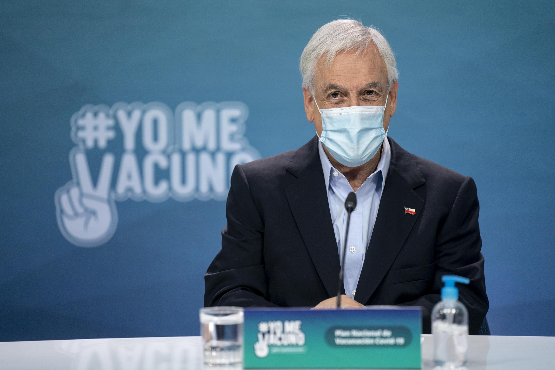 Chile Sebastian Piñera