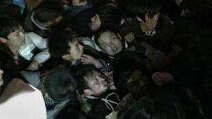 La bousculade lors du passage à la nouvelle année à Shanghai a fait plusieurs dizaines de morts.