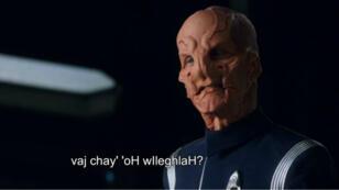 """Des sous-titres en klingon pour """"Star Trek Discovery"""" sur Netflix."""