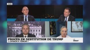 Le Débat de France 24 - mercredi 10 février 2021