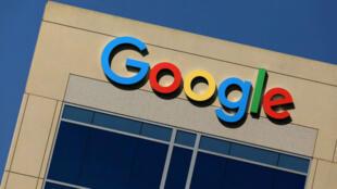 Edificio de las oficinas de Google, en Irvine, California. 07/08/2017
