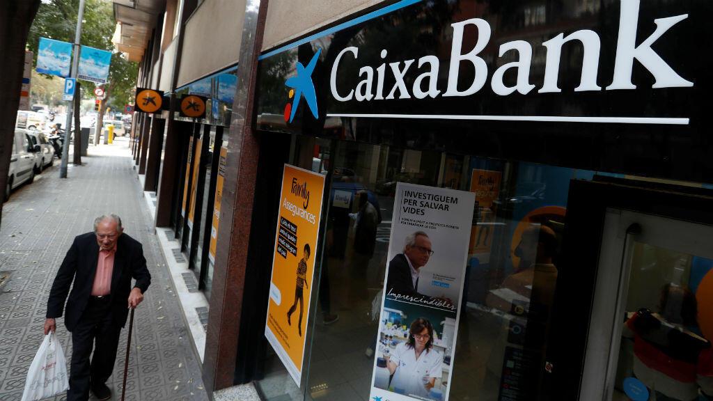 Caixabank es una de las empresas que ya decidieron trasladar su sede social fuera de Cataluña.