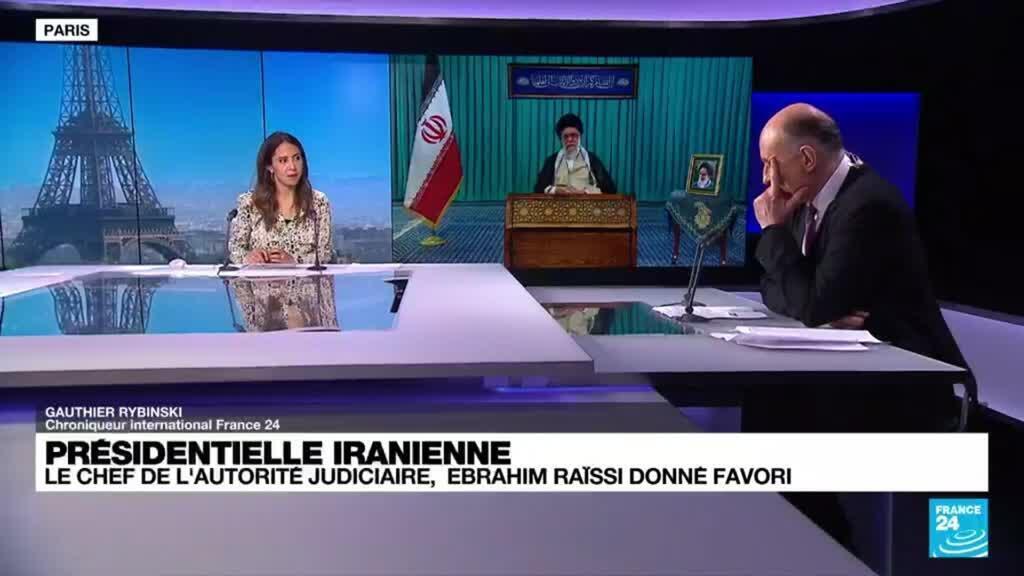 2021-06-18 20:01 Présidentielle iranienne : la fonction de président en Iran, une mascarade politique ?
