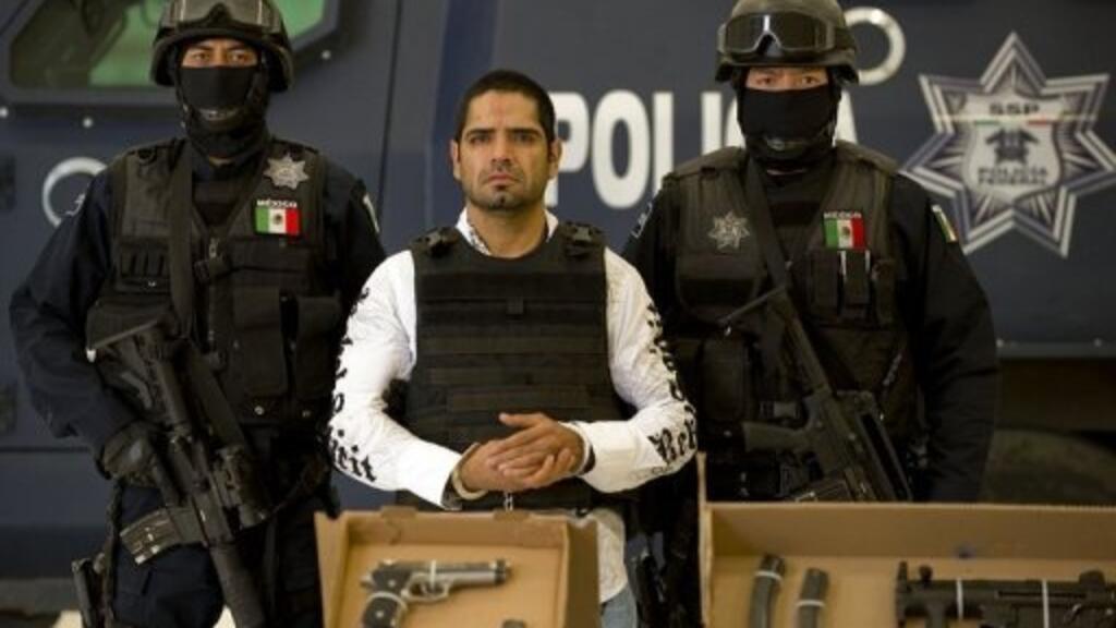 Mexican drug cartel hitman 'was behind 1,500 murders'