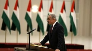 Mohammad Shtayyeh and his government were initially sworn in on Saturday in Ramallah