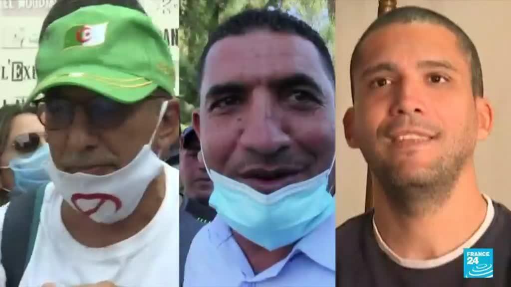 2021-06-11 07:34 Algérie : trois opposants arrêtés à deux jours des élections législatives
