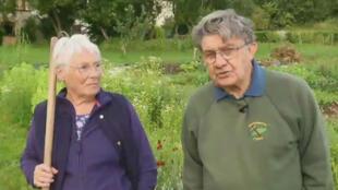 Helen et Brian Cave vivent dans le Lot depuis 20 ans.
