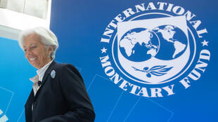 Christine Lagarde a présenté sa démission du FMI, mardi 16 juillet.