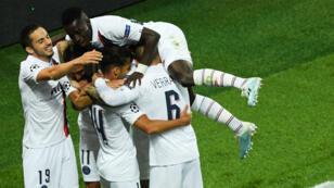 Le PSG n'a fait qu'une bouchée du Real Madrid.