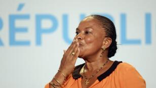 Christiane Taubira a quitté, mercredi 27 janvier, ses fonctions de ministre de la Justice, après presque quatre ans sous la présidence Hollande.