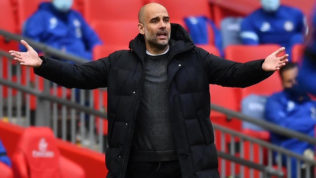 كرة القدم: مدرب مانشستر سيتي غوارديولا يحمل بشدة على الأندية المؤسسة لدوري السوبر الأوروبي