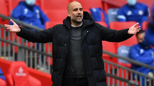 Manchester City manager Pep Guardiola criticised plans for a European Super League despite his club being one of 12 teams to sign up to proposals