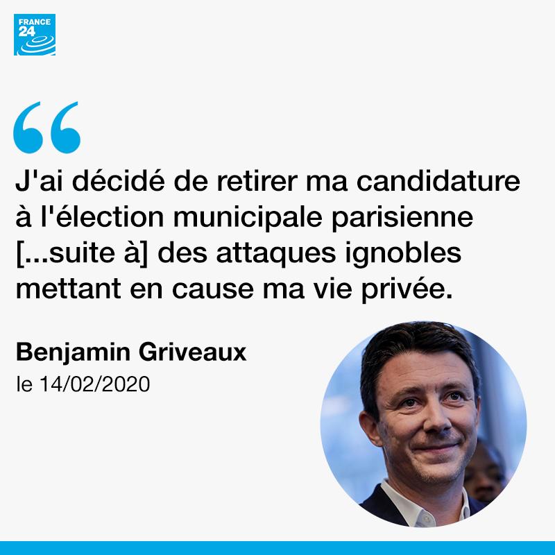 Citation de Benjamin Griveaux.