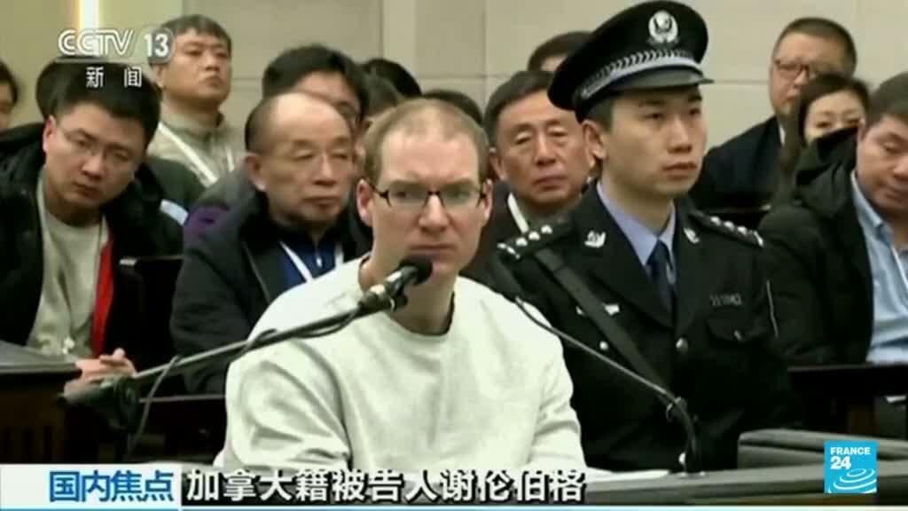 2021-08-11 13:36 La sentencia de pena de muerte contra el canadiense Robert Schellenberg es firme