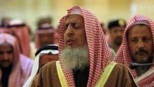 مفتي السعودية عبد العزيز آل الشيخ