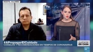 El doctor Carlos Eduardo Pérez explica cuáles han sido los principales hallazgos médicos tras seis meses del descubrimiento del nuevo coronavirus.