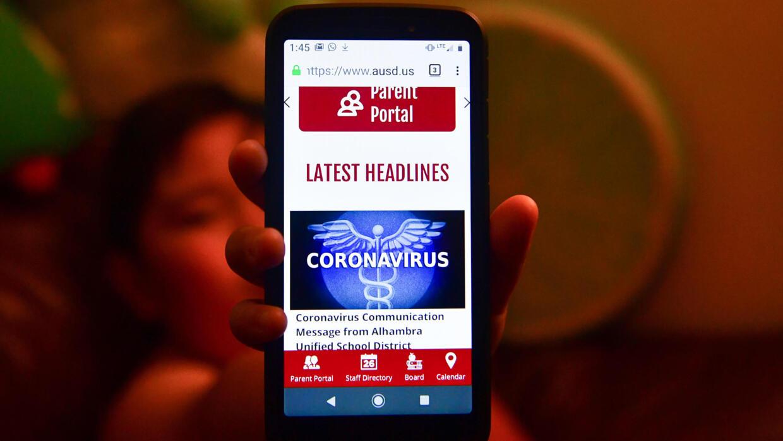 Internet giants fight spread of coronavirus untruths - FRANCE 24