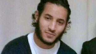 Larossi Abballa, auteur du meurtre de deux policiers à Magnanville, le 13 juin 2016.